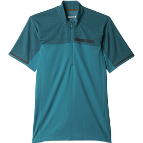 adidas TERREX Climachill Agravic T-Shirt Homme, turquoise